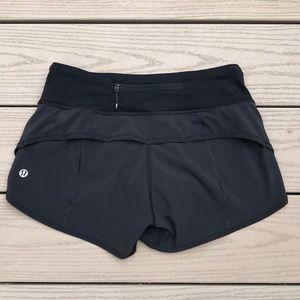 Lululemon Speed Up Shorts Size 2